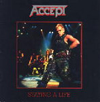 Accept / Staying A Life (1990)