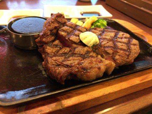 本日のステーキ
