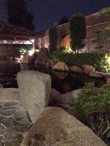 本日のかすかべ湯元温泉