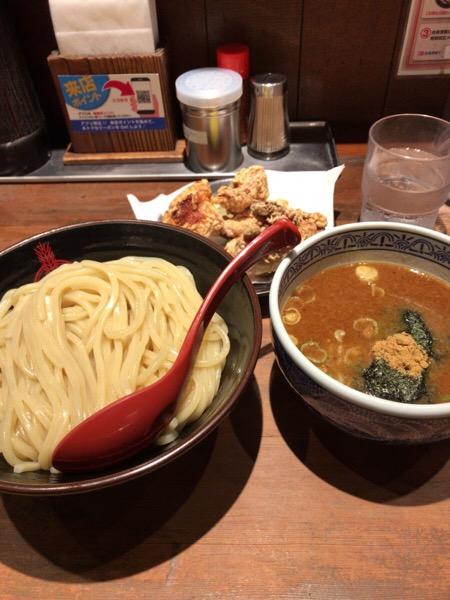 本日の三田製麺所
