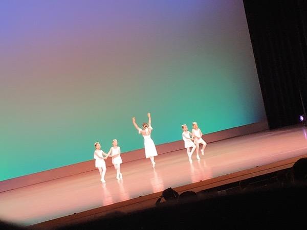 本日の舞踊フェスティバル