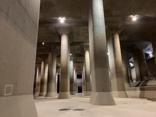 本日の地下神殿