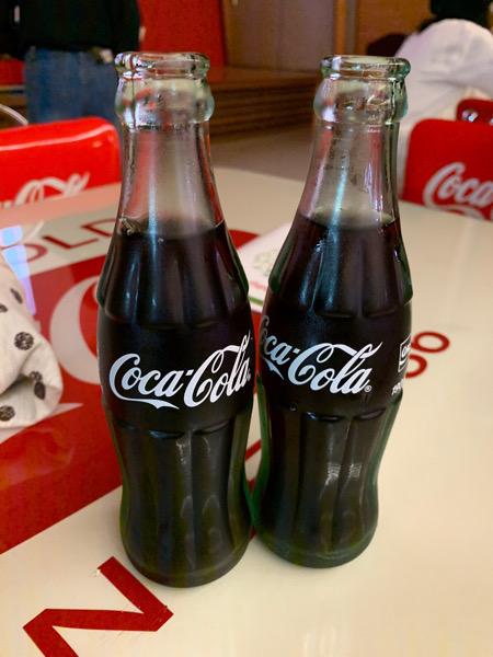 本日のコカコーラ
